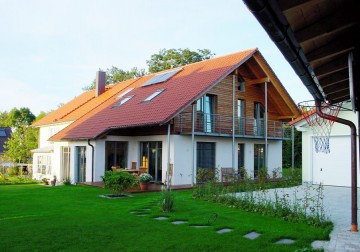 Passivhaus in Moosinning