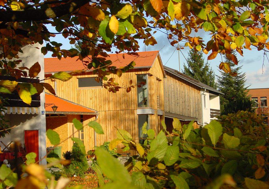 Passivhaus in Markt Schwaben